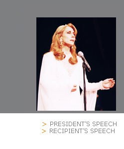 photo of Fairuz - AUB 2005 Honorary Degree Recipient