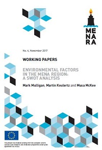 Demographic and Material Factors in the MENA Region
