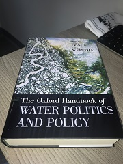 The Oxford Handbook of Water Politics and Policy