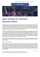 Lebanon Education Sector