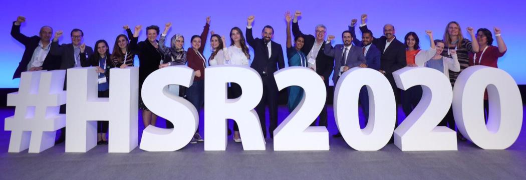 K2P Center is collaborating with Mohammed bin Rashid School of Government, Dubai, to host the Sixth Global Symposium on Health Systems Research (HSR2020)