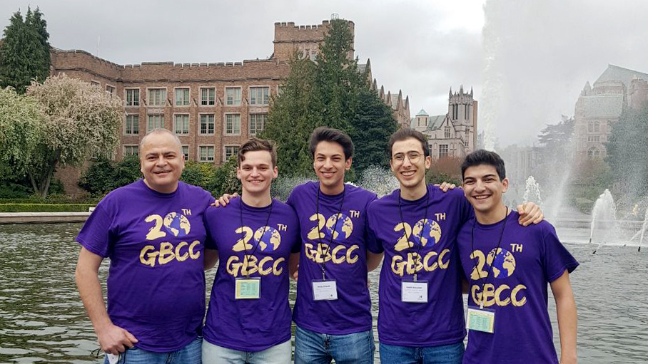 From Lebanon to Hong Kong, Ireland to Serbia, OSB students excel in